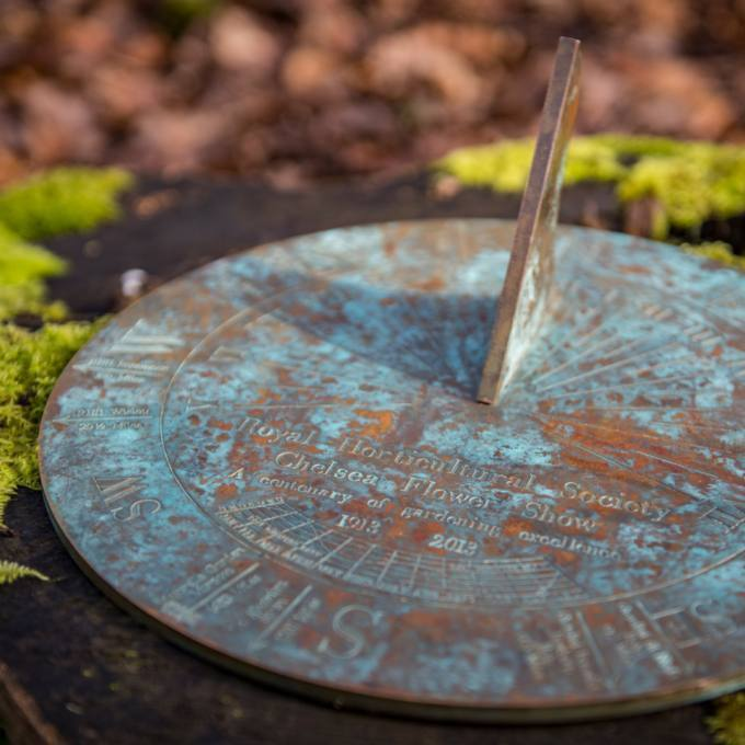 Spring Quotes for Sundials Border Sundials