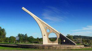 Singleton Sundial, Singleton, New South Wales, Australia Border Sundials