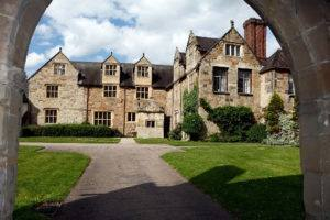 Madeley Court in Shropshire is March's Sundial of the Month Border Sundials