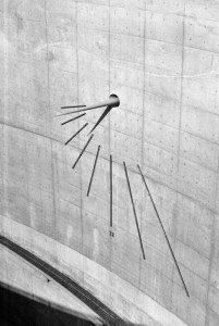 Tadao Ando Sundial on Awaji Island Border Sundials