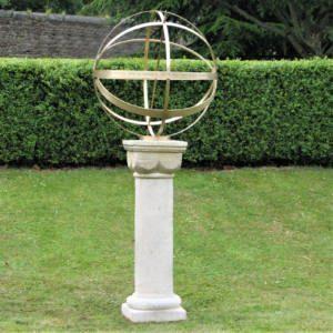 Plinths Border Sundials