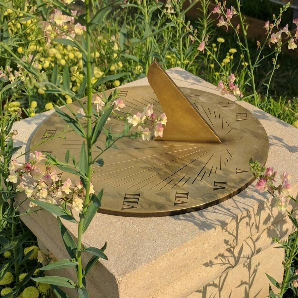 What to give as a Christening gift Border Sundials