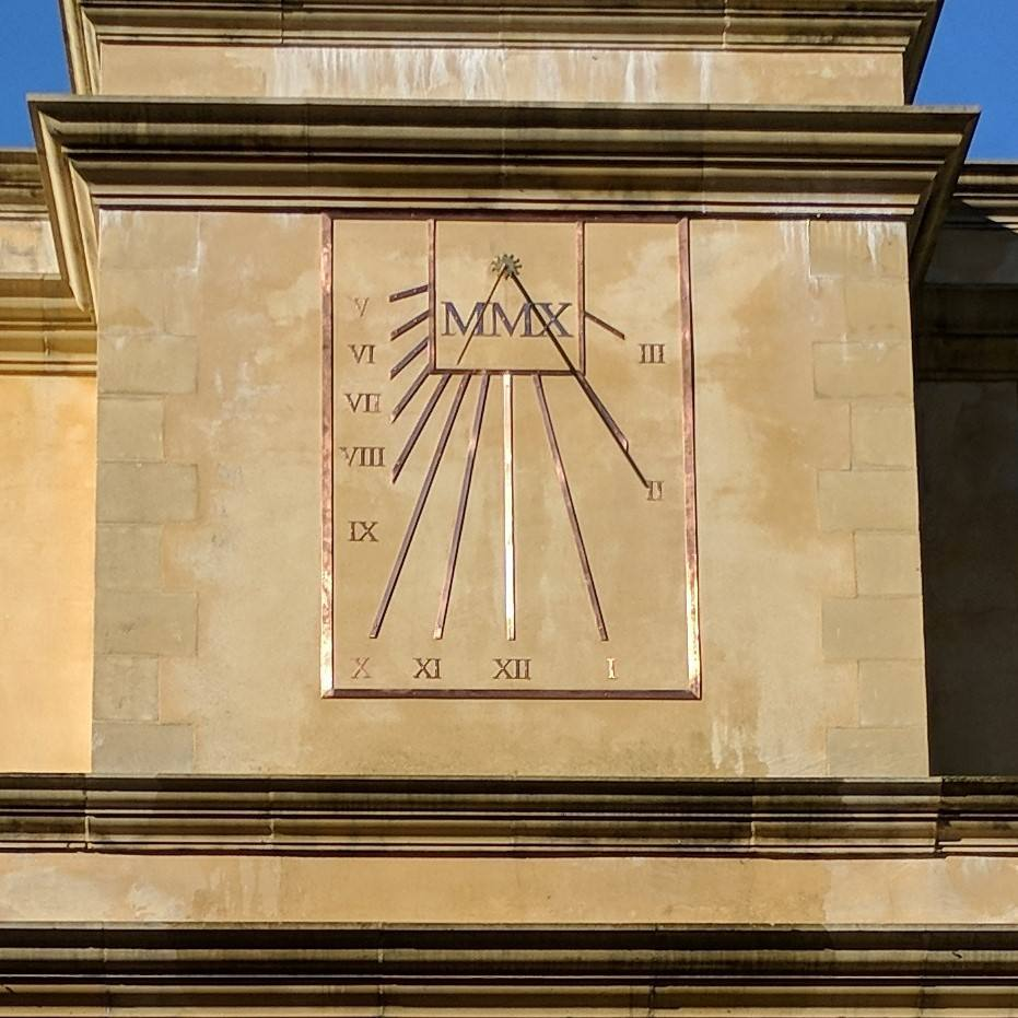 Home Border Sundials